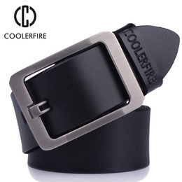 mens wide leather belt NZ - Mens belt high quality belts male genuine leather strap leather belt men male designer belts&Cummerbunds for men HQ022 T200113