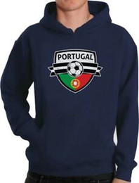 portugal gifts NZ - Portugal Funnyccer Football Team Fans Hoodie Gift Idea