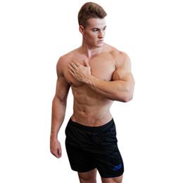 Plus Size Shorts mit mittlerer Taille Shorts für Herren Sommer 2019 Beach Style Casual Kordelzug Skinny Solid Herren Sommer knielang im Angebot