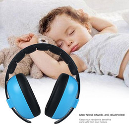 $enCountryForm.capitalKeyWord Australia - CDT 1pc Baby Noise Cancelling Earmuffs Headphone ABS Hearing Protection Safety Earmuffs Noise Reduction Ear Protector for Child Baby