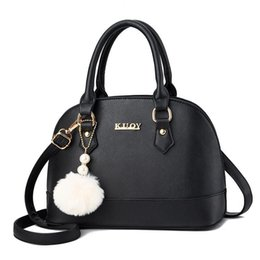 bag shells Australia - Luxury Handbags Women Fashion Brand Shell Bags Ladies Zipper Medium Tote Bags New Ladies Shoulder Messenger Bag