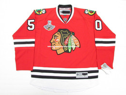 crawford jerseys UK - Cheap custom CRAWFORD CHICAGO BLACKHAWKS HOME 2015 STANLEY CUP HOCKEY JERSEY stitch add any number any name Mens Hockey Jersey GOALIE CUT 5X