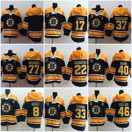 bb8b4df10 Lucic Jersey Australia - 40 Tuukka Rask Boston Bruins Jersey 8 Cam Neely 17  Milan Lucic
