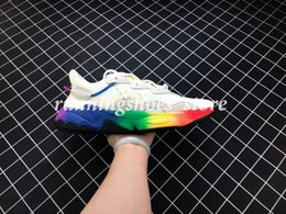 $enCountryForm.capitalKeyWord NZ - 2019 New Ozweego Pride Rainbow sole Summer Mens Running Shoes For Men Women sports runner Designer sneakers baskets Trainers Size 36-45