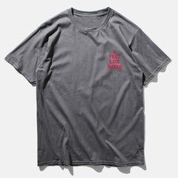 $enCountryForm.capitalKeyWord NZ - mens designer clothes brand polo Kanye West Pablo T Shirt Men I Feel Like Paul Print Short Sleeves Anti Season 3 T-Shirt