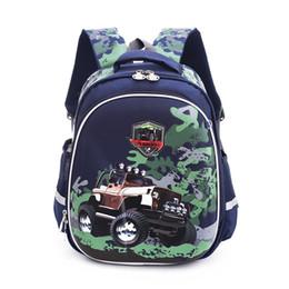 Hot Sale 3D car Children Backpacks Kids Fashion school Bags for Primary School  Backpack for Boys Waterproof cartoon Schoolbags 4c9269324bb54