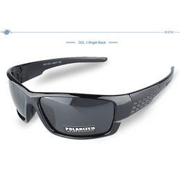 Discount super black sunglasses men - Super Cool Men PC Cycling Glasses Bike Riding Protection Goggles Driving Fishing Outdoor Sports Sunglasses UV 400
