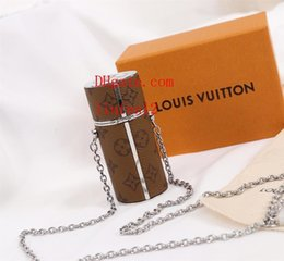 $enCountryForm.capitalKeyWord Australia - fashion Famous Lipstick mini box high quality Shoulder handbags purses Lipstick Bag keychain Small shoulder Ladies Bag