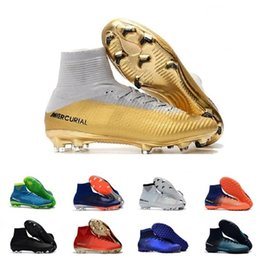 3556eb3659a3 2019 mens soccer cleats Hypervenom Phantom III EA Sports FG soccer shoes  soft ground football boots cheap Rising Fast Pack neymar boots new