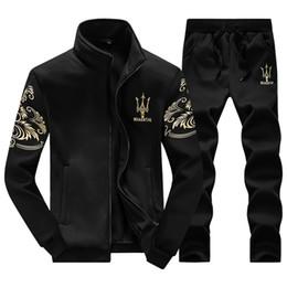 $enCountryForm.capitalKeyWord NZ - Wholesale -Sport Suit Men Winter Tracksuits Brand Casual Sweatshirt Male Leisure Outdoor Men Sport Suits Fashion Brand Hoodie Mens