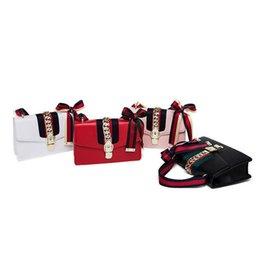 Ingrosso 2018 Nuovo modello Donna Pacchetto Major Suit Seta e raso Pacchetto singola spalla Moda piccola borsa quadrata portatile Personalizzato
