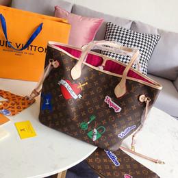 $enCountryForm.capitalKeyWord UK - 2019 styles Handbag Famous Name Fashion Leather Handbags Women Tote Shoulder Bags Lady Leather Handbags M Bags purse LL
