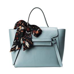 $enCountryForm.capitalKeyWord UK - 2019 spring new women undefined#0051s bag fashion catfish bag retro old commuter silk towel hand-held one-should handbag