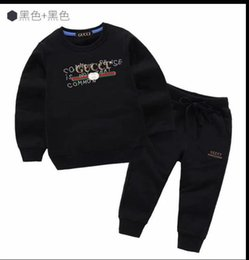 Discount dragonfly clothing - Children's clothing boy long-sleeved suit new baby infant children's clothes two-piece set 3--7years old sprin