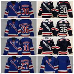 2019 Youth Women New York Rangers Kids Henrik Lundqvist Mats Zuccarello  Ryan McDonagh Mark Messier Boys Lady Winter Classic Hockey Jerseys bacbb2587