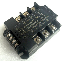 module three NZ - Intelligent Three-phase AC Motor Positive and Negative Solid State Relay Module 15A