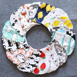 $enCountryForm.capitalKeyWord Australia - Baby Hat Cotton Printing Caps Toddler Boy Girl Infant Beanie Hat Spring Autumn Winter Children's Hats Newborn Caps 0-3 T