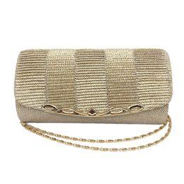 Ladies Evening Handbags Australia - 2018 Shiny Women Evening Bag Fashion Wedding Women Clutch Bag With Chain Luxury Glitter Party Bridal Ladies Handbags Bolsa Mujer