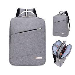 $enCountryForm.capitalKeyWord NZ - Laptop Backpack Blue Grey Red Color Canvas Waterproof Backpack Real Bag Suitable for Macbook Laptop Bag