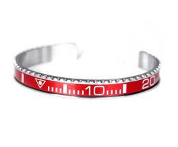 Brand Luxury Style Watch Australia - Luxury Brand Watches Style Cuff Bracelet High Quality Stainless Steel Mens Jewelry Fashion Party Bracelets for Women Men