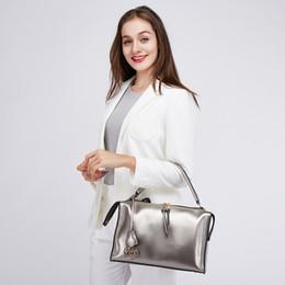 Genuine Leather Bag Design Australia - good quality Brand Design New Genuine Leather Bag Vintage Handbag Womens Messenger Bag Tote Bags Crossbody Casual Shoulder Bag Handbag