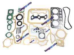 mitsubishi truck engine Australia - K3E Engine Gasket kit Fit Mitsubishi Trator Loader forklift truck excavator and etc. engine parts kit