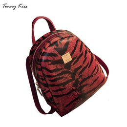 Small Ladies Backpacks Handbags Australia - Leopard Backpack Women Multifunction Backpack Mini For Girls Female Crossbody Bags Small Lady Shoulder Bags Fashion Handbags
