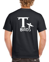 $enCountryForm.capitalKeyWord NZ - T-Birds Grease Greaser 1950's Movie Inspired T-Shirt Small to 3XL High Quality Cotton Hip Hop Short Sleeve