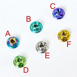 $enCountryForm.capitalKeyWord Australia - 4 PCS M6 Ti Color Hexagon Titanium Nuts Screws Nuts Ti Axle Nut M6 Titanium Torx Flange Nut and Ti Fastener