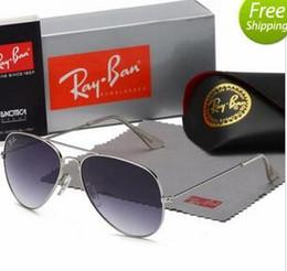 $enCountryForm.capitalKeyWord Australia - logo Style Sunglasses Brand Designer Sunglasses for Men Women Metal Frame Flash Mirror Glass Lens Fashion Sunglasses Gafas de sol 58mm