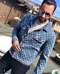 Wholesale denim jackets men for sale – winter Jackets New Denim Jackets Men and Women Brand Jackets High Quality Denim
