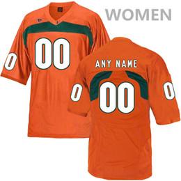 Football Jersey Orange Men NZ - NCAA Miami Hurricanes Mike Harley 3 Darrell Langham 81 Lugo-Fagundo 34 jerseys MEN WOMEN YOUTH White green orange College Football jersey