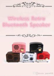 $enCountryForm.capitalKeyWord NZ - Bone conduction11 High Quality Fashion Retro Classic Style Speaker Handsfree Mp3 Rechargeable Mini Bluetooth headphone11