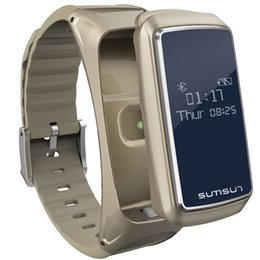 Talking band online shopping - 2018 B7 Smart Band Talk band Heart Rate Monitor Sport Health Smart Bracelet with Music Player Answer Call Watch