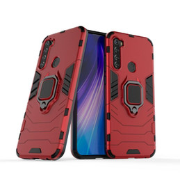 cool armor NZ - For Xiaomi Redmi Note 8T Case New Loop Cool Rugged Combo Hybrid Armor Impact Protective Cover For Xiaomi Redmi Note 8T