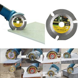 $enCountryForm.capitalKeyWord Australia - 2019 New Multi-tool Saw Blade With Wood Carbide Tip Cutting Disc Wood Cutting Power Tool Angle cutter special piece
