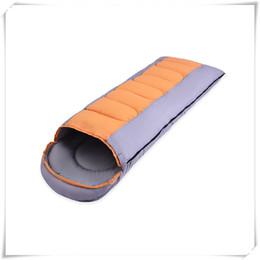 Weather Bags Australia - Outdoor Sleeping Bags Warming Single Sleeping Bag Casual Waterproof Blankets Envelope Camping Travel Hiking Blankets High Quality Bag
