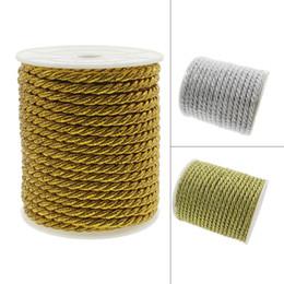 $enCountryForm.capitalKeyWord NZ - 20yards Lot 5mm Nylon Cord Thread For Women Bracelets Macrame Cord Thread Choker Necklace Diy Jewelry Accessories Chinese Knot