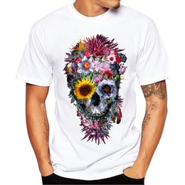 t shirt 3d men funny Australia - T Shirt Men Plus Size Sumer Mens T Shirt O Neck 3D skull Print Tee Shirts Homme Short Sleeve Top Blouse Men Funny Summer 2019