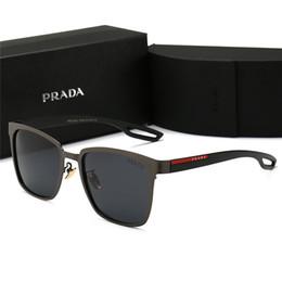 afb36d6031 Gafas de sol de alta calidad para hombres, gafas de sol de diseñador, gafas  de sol cuadradas, con lentes de marca, lentes de sol de diseñador, ...