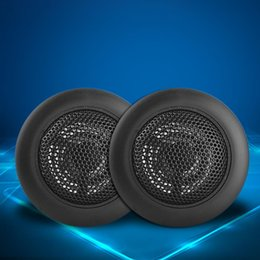 car audio for sale NZ - Dewtreetali Hot Sale Car Tweeter Super Power Loud Speaker For Car Stereo Flush  Surface Mount Dome Audio Component Speaker