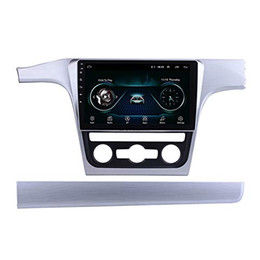 vw passat gps radio android UK - 10.1 inch Android 9.0 Car GPS Multimedia Player for 2012 VW Volkswagen Passat with USB AUX WIFI support Rearview Camera OBD2
