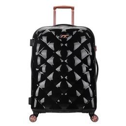 $enCountryForm.capitalKeyWord NZ - Sexy noble rolling luggage set trolley suitcase with cosmetic bag 20 24 28 inch travel luggage