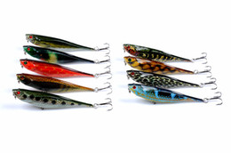 Painting Fishing Lures Australia - High Quanlity Paint 3D Realistic Fish VIB Laser bait 10g 10cm Lipless Fishing lure Freshwater swimbaits