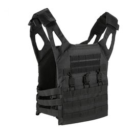 $enCountryForm.capitalKeyWord Australia - Men's Army Protection Vest Field Multifunctional Paintball Protective Plate Carrier Nylon Tactical Gear Vest
