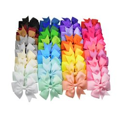 hair fall products NZ - 50pcs Large Dog Bows Alloy Clip Designs Big Hair for Holidays Pet Accessories Grooming Products