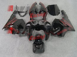 Kawasaki Zx7r Abs Fairing Kits Australia - High quality New ABS motorcycle fairings fit for kawasaki Ninja ZX7R 1996-2003 ZX7R 96 97 98 99 00 01 02 03 fairing kits cool red black
