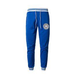 ab4d7f7bfb11 2019 Funny Print Dragon Ball Goku Pantalones para hombre de algodón Otoño  Invierno Gris Hombres Joggers Pantalones de chándal Tallas grandes Pantalon