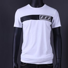 82509d421 Branded logo t shirts online shopping - 19ss Luxury Mens luxury brand  designer t shirts Europe