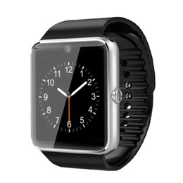 Smart Watches For Android Price Australia - LICHIP smart watch gt08 hot sales new smartwatch phone watches anti lost sync message sleep monitor cheap price pedometer